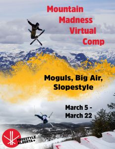 MOUNTAIN MADNESS VIRTUAL COMPETITION